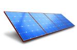 Solarplatten Beschichtung Indiumbeschichtung Solarschrott