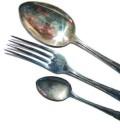 Silberbesteck verkaufen Tafelsiber Ankauf Hotelsilber silberne Löffel Silberlöffel Silbergabel Silberankauf