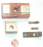 Elektrokontakte aus Silber